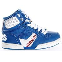 buty OSIRIS - Youth-Boys Nyc 83 Blue/White/Red (968) rozmiar: 32