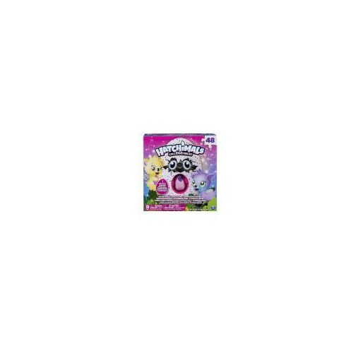 Hatchimals: puzzle 48 el. wraz z niespodzianką marki Spin master