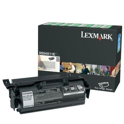 toner black x654x31e (opakowanie korporacyjne) wyprodukowany przez Lexmark