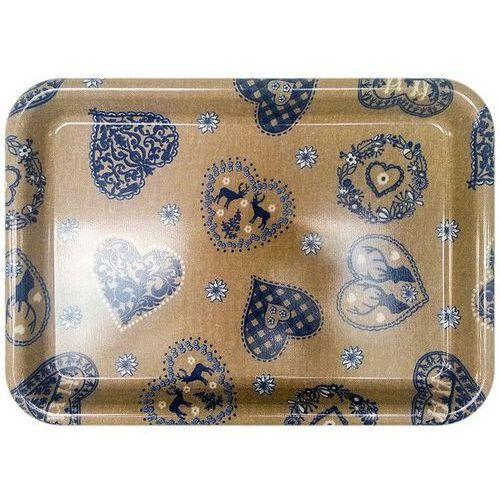 Vivenzi Taca cuori blu (51 x 38 cm) (8010975001720)