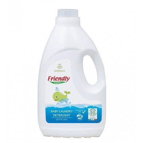 Friendly organic Płyn do prania ubranek dziecięcych mydło marsylskie 2l,