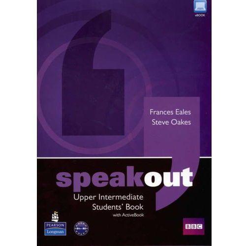 Speakout Upper Intermediate Students' Book Z Płytą Dvd (2011)