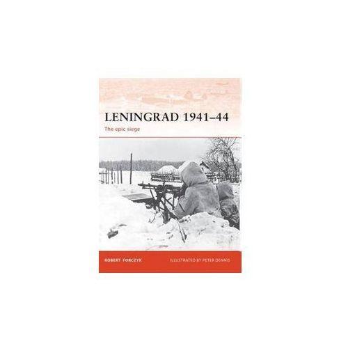 Leningrad 1941 - 44 Epic Siege (C. #215) (9781846034411)