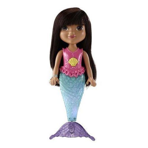 Fisher Price Dora Magiczna pływaczka - syrenka Dora z kategorii Pozostałe zabawki