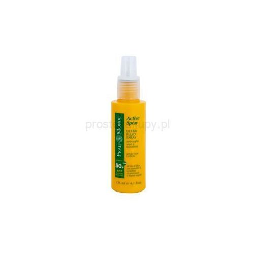 Frais Monde Sun ochronny fliud w sprayu SPF 50+ + do każdego zamówienia upominek.
