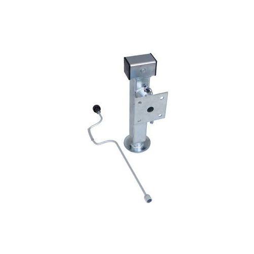 Zestaw: podpora wysuwana do przyczep  sf 60-19-280 z korbą i adapterem marki Winterhoff