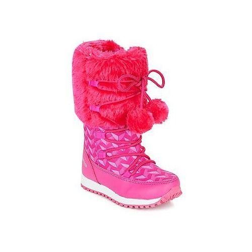 f1114d5849b1d Kozaczki dla dzieci · Śniegowce Agatha Ruiz de la Prada 181981 APRES SKI,  kolor różowy