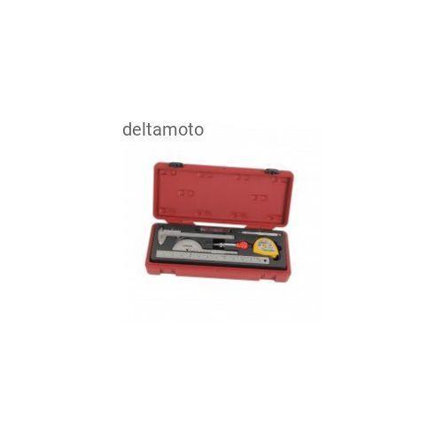 Profesjonalny zestaw narzędzi pomiarowych marki Seneca