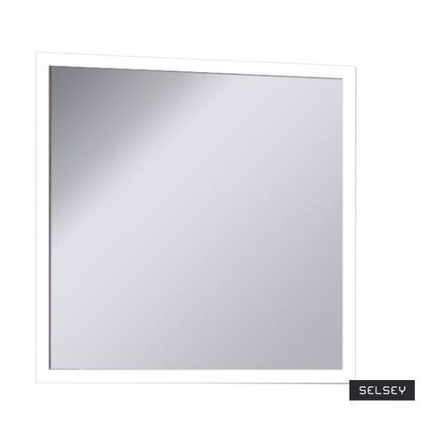 Selsey lustro pionza 65x65 cm (5903025132211)