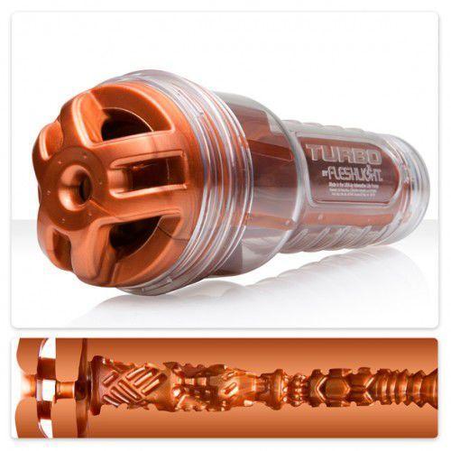 Masturbator jak seks oralny - Fleshlight Turbo Ignition Copper, FL080B