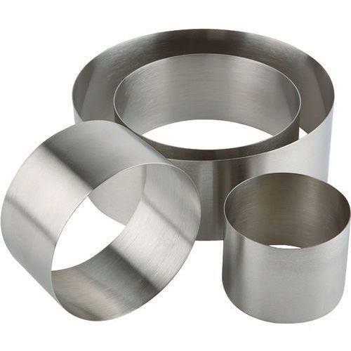 Stalgast Pierścień cukierniczo-kucharski o średnicy 80 mm   , 528034