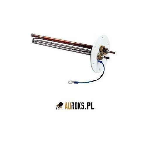 grzałka elektryczna do zbiorników emaliowanych 2 kw 230 v na flanszy fi=125 mm 6 śrub bez anody marki Galmet