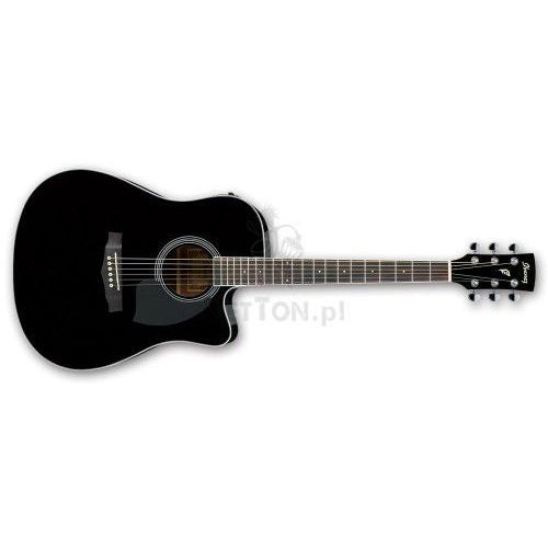 Gitara elektroakustyczna Ibanez Performance PF15ECE-BK