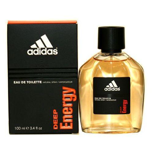 Adidas Deep Energy Men 100ml EdT, kup u jednego z partnerów