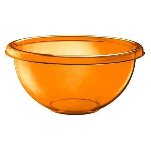 Guzzini - miska na sałaty season 30 cm - happy hour - pomarańczowa (8008392120957)
