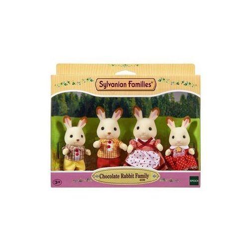 Sylvanian Families SF Chocolate Rabbit Family (5054131041505)