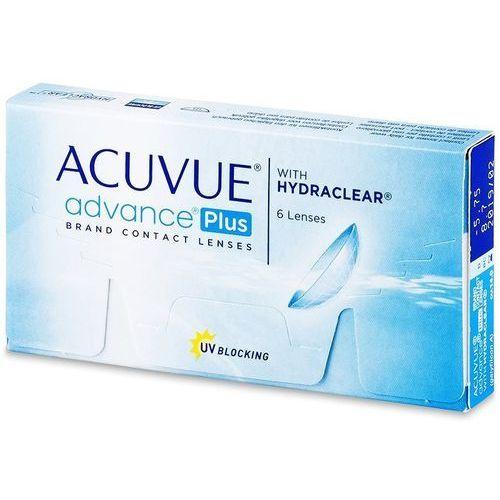 Acuvue Advance PLUS (6 soczewek)
