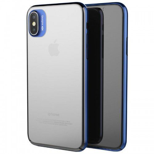 engage - etui iphone x (blue) marki X-doria