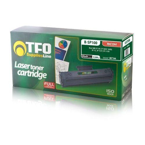 TelForceOne Toner R-SP100 (407166) 1.2K (T0015094) Darmowy odbiór w 21 miastach! (5900495582737)