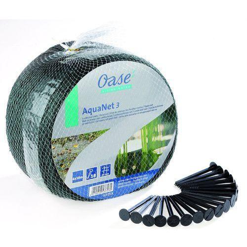 AquaNet 6m x 10m oczka_wodne Oase - siatka zabezpieczająca przed liśćmi POZNAŃ