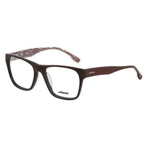 Sting Okulary korekcyjne  vs6494 0anb