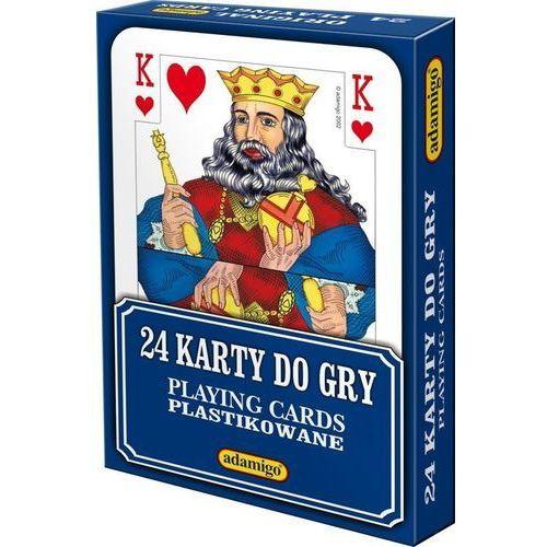 ADAMIGO Karty Standard 2 4 list.