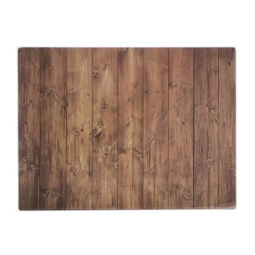 - wsps deska ze szkła hartowanego drewno marki Typhoon