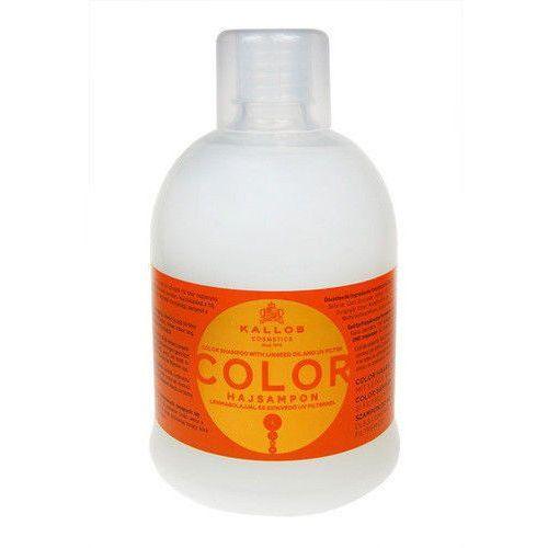 Kallos  color shampoo 1000ml w szampon do włosów farbowanych (5998889508425)