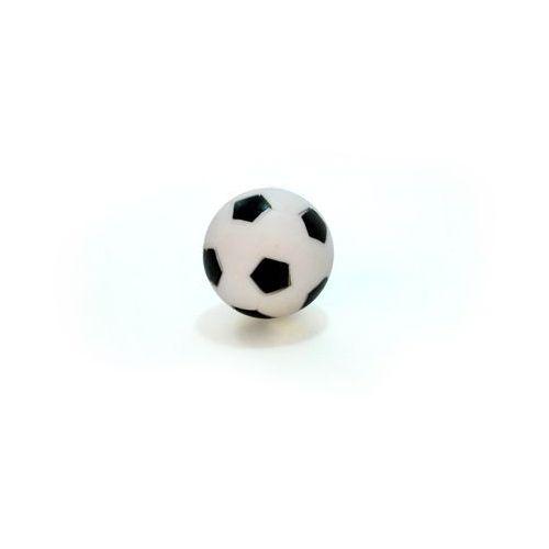 Piłeczka plastikowa czarno-biała do piłkarzyków marki Roberto sport srl