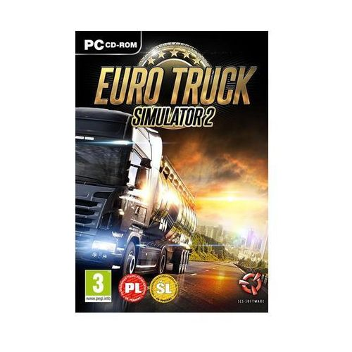 Euro Truck Simulator 2 (PC)