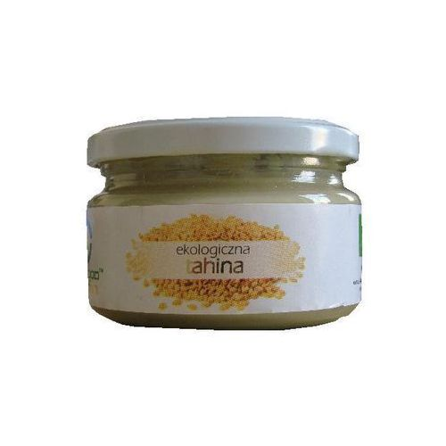 BIO FOOD masło sezamowe TAHINA 190g, 002680