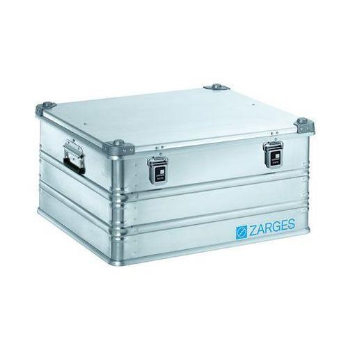 Zarges Aluminiowa skrzynka transportowa, poj. 150 l, dł. x szer. x wys. wewn. 690x640x3