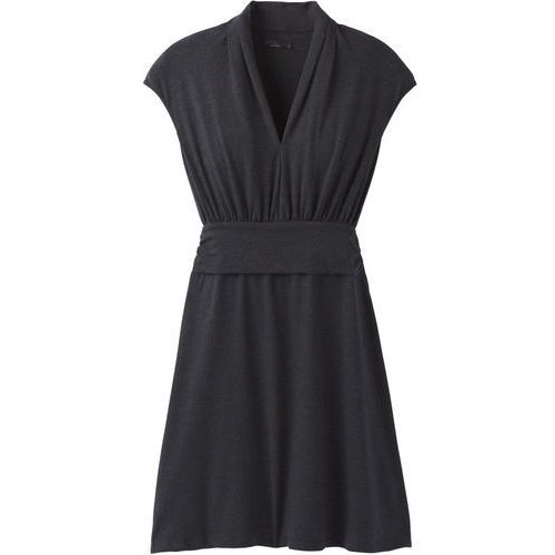 Prana berry sukienka kobiety czarny m 2018 sukienki
