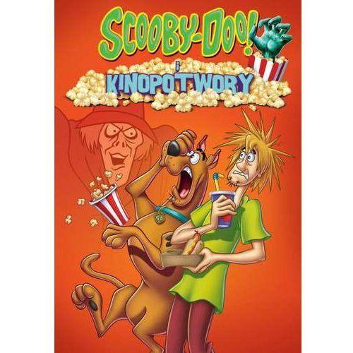 Galapagos films Scooby-doo i kinopotwory - zakupy powyżej 60zł dostarczamy gratis, szczegóły w sklepie (7321909322493)
