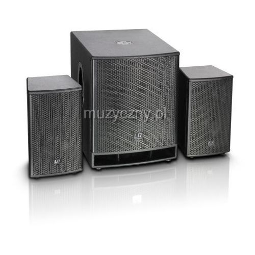 dave 18 g3 zestaw nagłośnieniowy 800w + 2x200w marki Ld systems