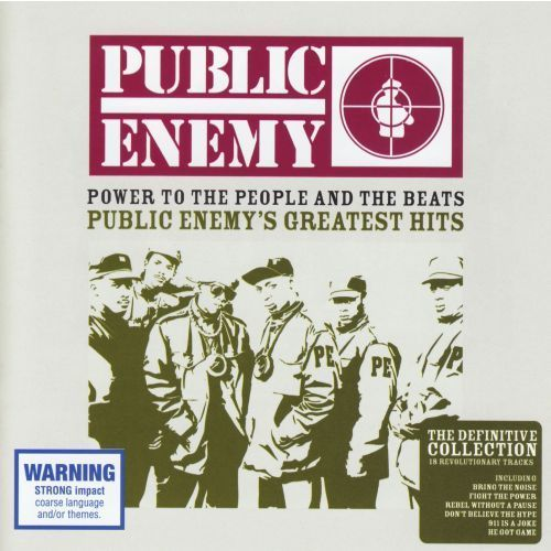 Public enemy - power of the people and the beats marki Universal music polska