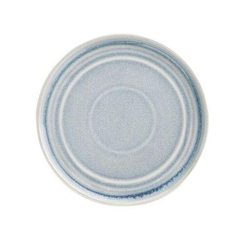 Jasnoniebieski płaski okrągły talerz Olympia Cavolo 180mm (Zestaw 6 sztuk)