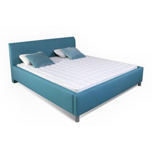 lena - łóżko tapicerowane 90x200 gr.1 cm marki Dlaspania