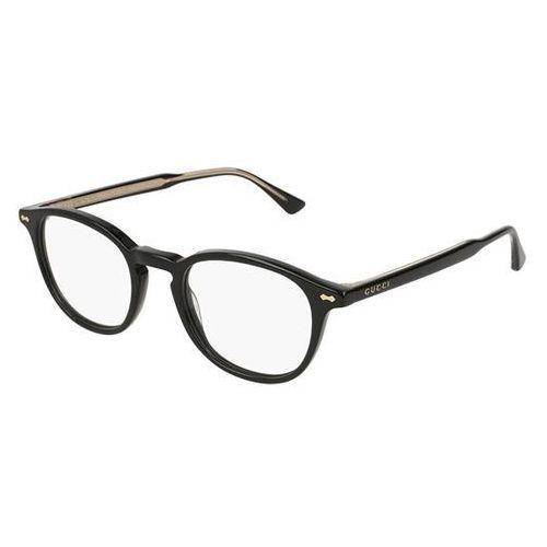 Okulary Korekcyjne Gucci GG 0187O 001