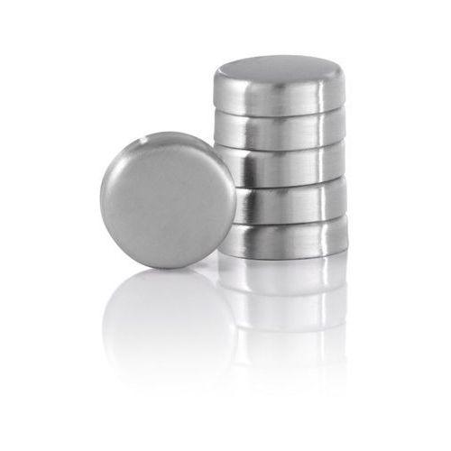 Zestaw 6 magnesów do tablicy - Blomus - Muro - 2,5 cm