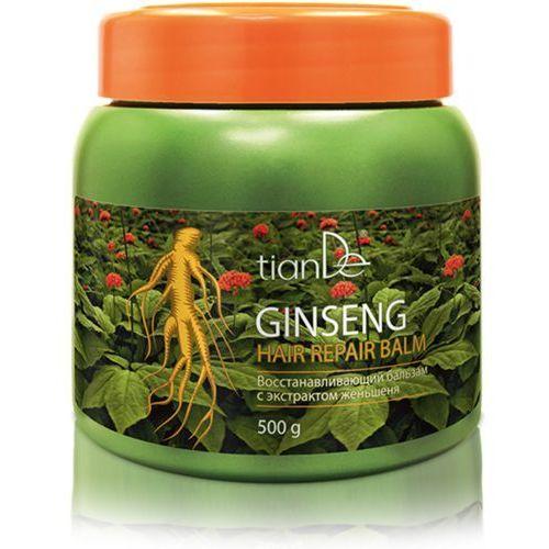 Balsam regenerujący do włosów z ekstraktem żeń-szenia, TianDe 500g, td-20124