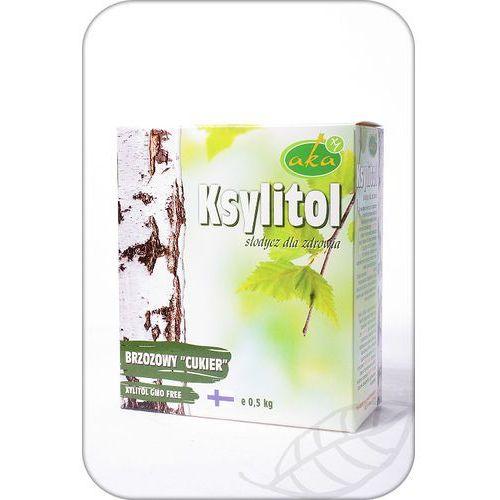 AKA: ksylitol cukier brzozowy - 500 g, 000571