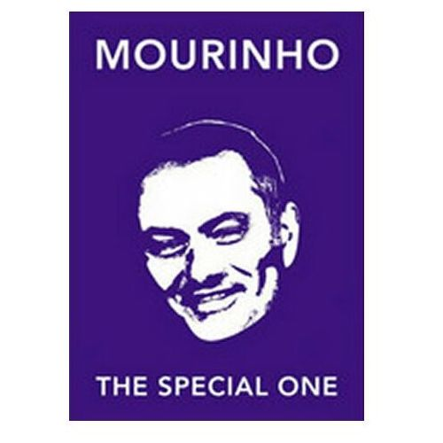 Jose Mourinho Quote Book (160 str.)