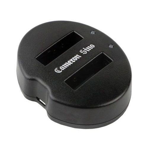 Cameron sino Nikon coolpix aw100 / en-el12 / mh-65 ładowarka zewnętrzna 2x usb () (4894128135180)