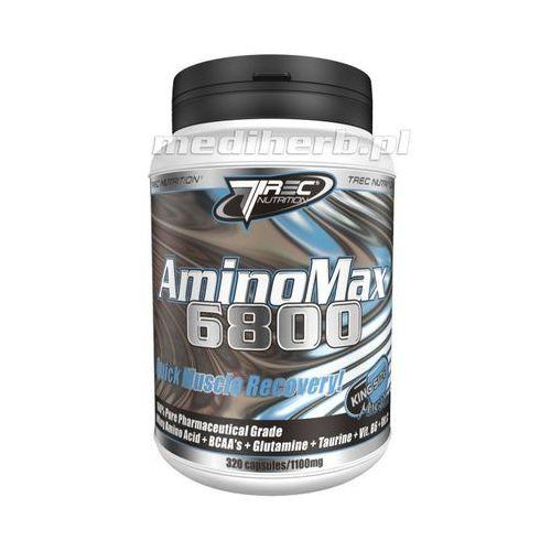 Trec  aminomax 6800 - 320 kaps (5901828344855)