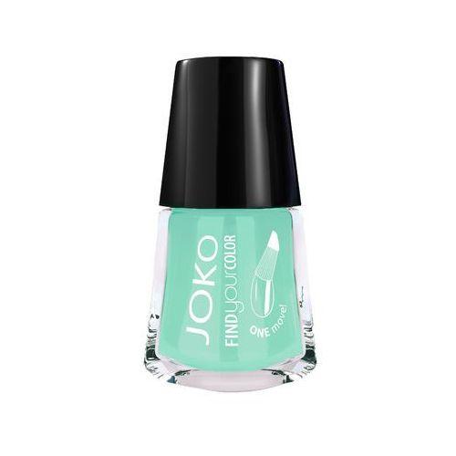 lakier do paznokci find your color nr 135 10ml new - joko od 24,99zł darmowa dostawa kiosk ruchu marki Joko