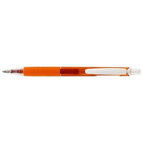 Długopis automatyczny żelowy PENAC Inketti, 0,5mm, pomarańczowy (4536111135035)