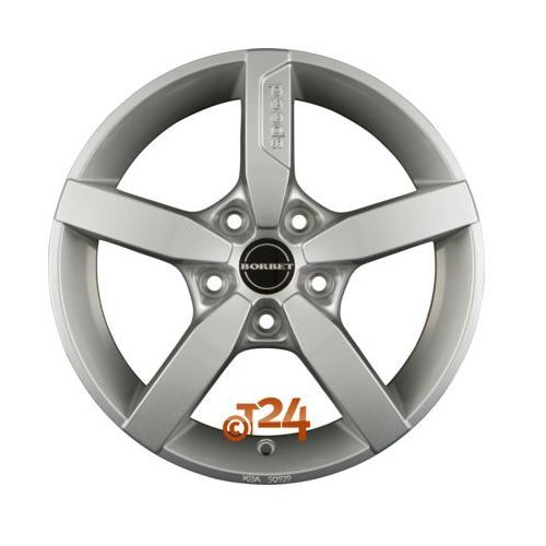 Felga aluminiowa Borbet T1 17 7 5x112 - Kup dziś, zapłać za 30 dni