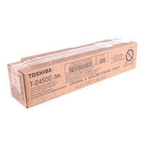 Toshiba Toner t-2450e-5k black do kopiarek (oryginalny) [5k]