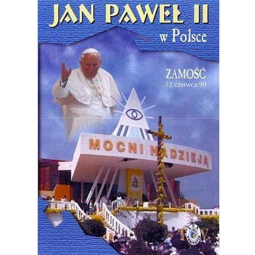 Jan Paweł II w Polsce 1999 r - ZAMOŚĆ - DVD